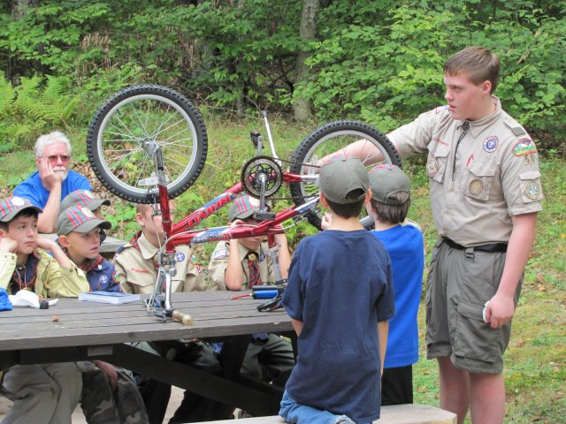 2013 Webelos STEM Weekend